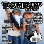bombin magazine cover